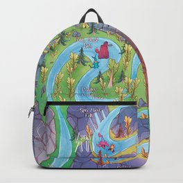 Land of AND - Map Backpack