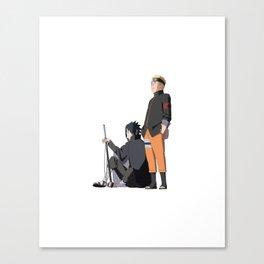 Bonds Canvas Print