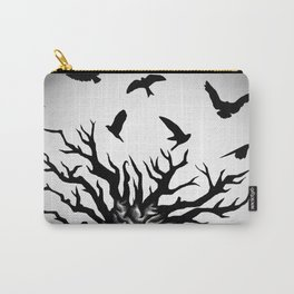 under dry roots. Carry-All Pouch