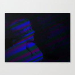Siren of Silence 01H Canvas Print