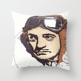 David Niven Throw Pillow