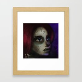 KATRINA Framed Art Print