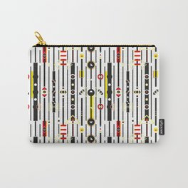 Punky retro graphic Carry-All Pouch