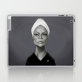 Eartha Kitt Laptop & iPad Skin