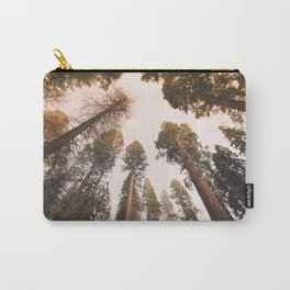 Sequoia Sunset Carry-All Pouch