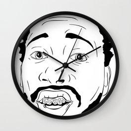 Ol Dirty Bastard  Wall Clock