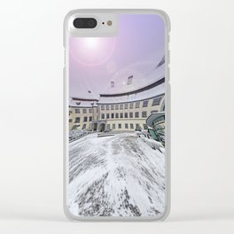 Castle Grosslaupheim Clear iPhone Case