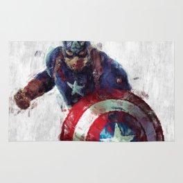 CaptainAmerica Rug
