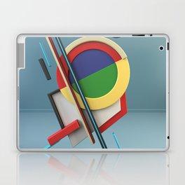 Constructivism & Suprematism in the style of Ivan Kliun (1 of 9) Laptop & iPad Skin