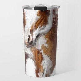 Paint Horse. Travel Mug