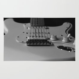 Stratocaster in Shadow Rug