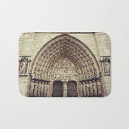 Notre-Dame de Paris Bath Mat