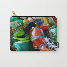 Where is the Irish man? Carry-All Pouch