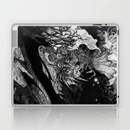 Flowering - Untitled Face III Laptop & iPad Skin