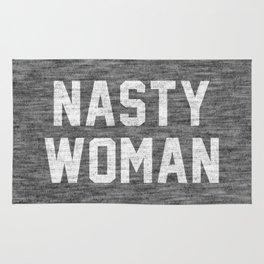 Nasty Woman - dark version Rug