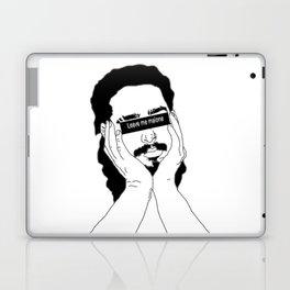 Leave Me Malone Laptop & iPad Skin
