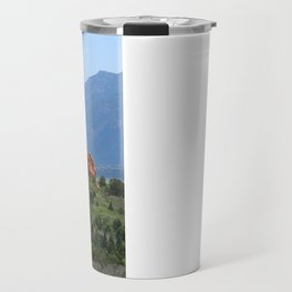 Cathedral Valley Travel Mug