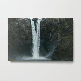 Snoqualmie Falls Metal Print