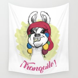 Tranquilo Wall Tapestry