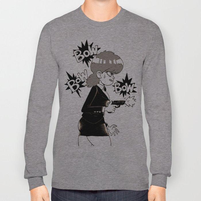 Irene Lew Long Sleeve T-shirt