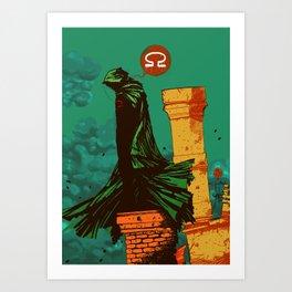 OMEGA Art Print