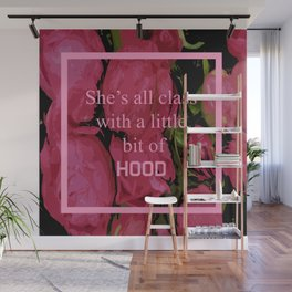 She's all that! Wall Mural
