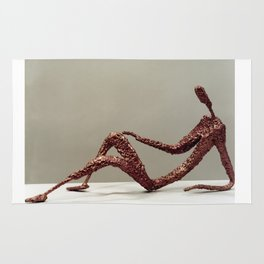 Supine by Shimon Drory Rug