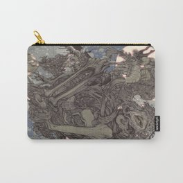 REMEMBER MIND (full moon) Carry-All Pouch