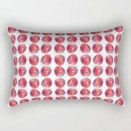 Red Apple pattern Rectangular Pillow