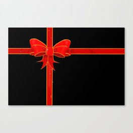 Wrapping Paper Canvas Print