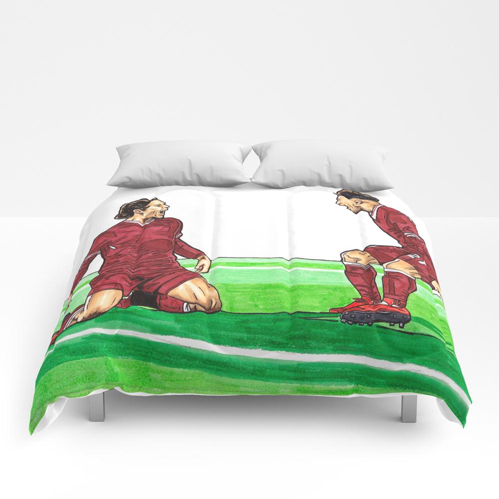 Cup Winner Comforter by Inkgoals CMF9027155
