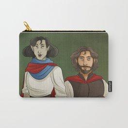 A Portrait Carry-All Pouch