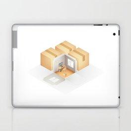 Home box /Marek/ Laptop & iPad Skin