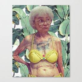 Golden Girls- Sophia Canvas Print