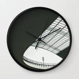 Amsterdam Centraal Train Station Wall Clock