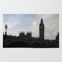 Big Ben in Early Light Rug