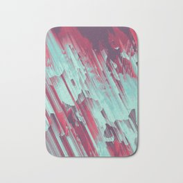 Cold From Above Bath Mat