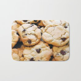 Chocolate Chip Cookies Bath Mat
