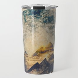 One mountain at a time Travel Mug