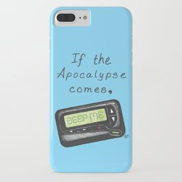 Date First, Fight Later iPhone Case