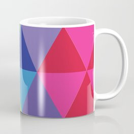 Rainbow Cosmic Universe Coffee Mug