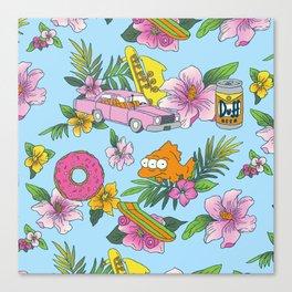 Scenic Springfield Canvas Print