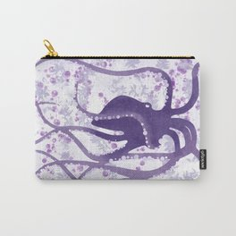 Octopus In The Depths Carry-All Pouch