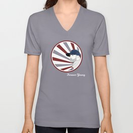 Forever Young (Cubs Win) Unisex V-Neck
