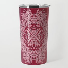 Playing with a lace - dresser from Grandma Travel Mug