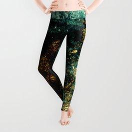 Abstract XIII Leggings