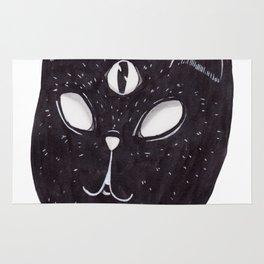 Cat Familiar Rug