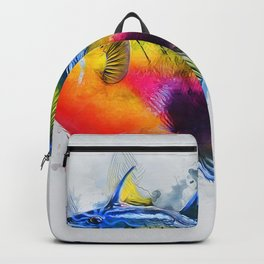 Trigger Fish Backpack