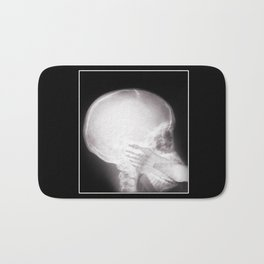 Foot In Mouth X-Ray Bath Mat