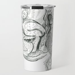 Anatomy Of Sex Travel Mug